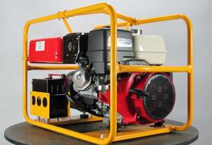 Powerlite Honda 8kVA Generator with 2 Wire Auto Start Controller
