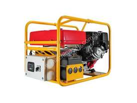 Powerlite Honda 8kVA Generator with 2 Wire Auto Start Controller - picture3' - Click to enlarge