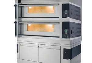 Moretti COMP S125E/3/S Triple Deck Electric Deck Oven
