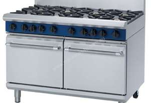 Blue Seal Evolution Series G528D - 1200mm Gas Range Double Static Oven