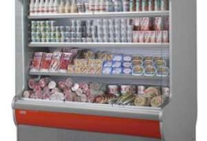 Arneg Venere-1330 Oscartielle Refrigerated Open Multi Deck Display