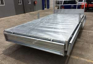 Ozzi 14x7 Flat Top Trailer 3000kg