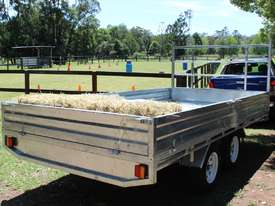 Ozzi 14x7 Flat Top Trailer 3000kg - picture2' - Click to enlarge