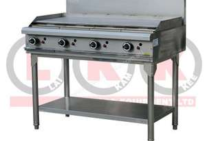LKKOB8AA 4 Burner Griddle Hotplate