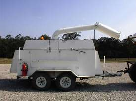 Wood chipper Telcor model WC12 series - picture0' - Click to enlarge