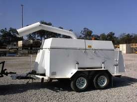 Wood chipper Telcor model WC12 series - picture2' - Click to enlarge