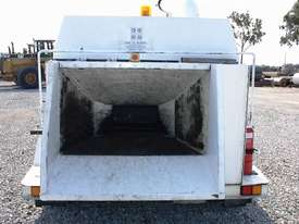 Wood chipper Telcor model WC12 series - picture4' - Click to enlarge