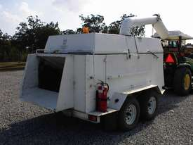 Wood chipper Telcor model WC12 series - picture5' - Click to enlarge