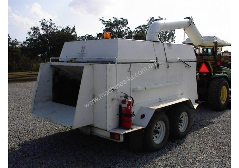 Wood chipper Telcor model WC12 series