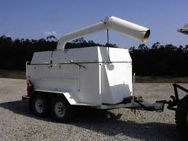 Wood chipper Telcor model WC12 series - picture6' - Click to enlarge