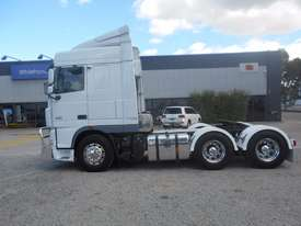 DAF XF 105 Series Primemover Truck - picture18' - Click to enlarge