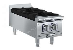 Electrolux Compact Line ACG12TW 2 Burner Gas Cook Top Boiling Top