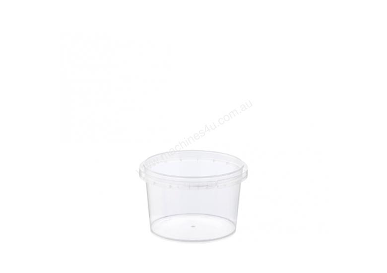 Locksafe� Small Round Tamper Evident Containers - 210 ml