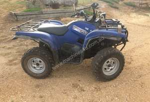 Yamaha   Grizzly 550fpa