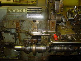 Turret Metal Lathe Index 25 - picture2' - Click to enlarge