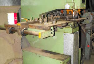 PEDDIGHAUS 500 HYDRAULIC PUNCHING MACHINE