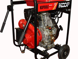 13HP KOOP 3 inch Diesel preassure water pump 90M head   - picture8' - Click to enlarge