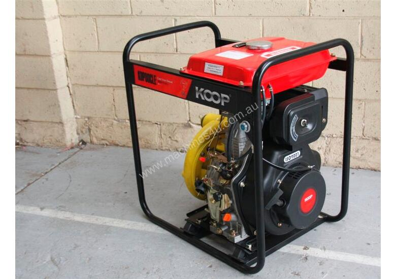 13HP KOOP 3 inch Diesel preassure water pump 90M head