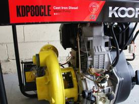 13HP KOOP 3 inch Diesel water pump 90M head   - picture7' - Click to enlarge