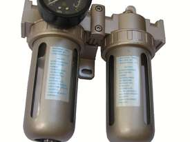 Filter, Regulator & Lubricator - picture0' - Click to enlarge