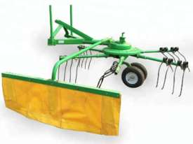 2.5m Rotary Hay Rake (12 tines) - picture2' - Click to enlarge