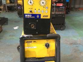 WIA MIG Welder Weldmatic 256 230 amps 240 Volt with Seperate Wire Feeder SWF - picture0' - Click to enlarge