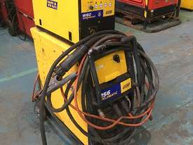 WIA MIG Welder Weldmatic 256 230 amps 240 Volt with Seperate Wire Feeder SWF - picture2' - Click to enlarge