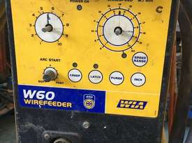 WIA MIG Welder Weldmatic 256 230 amps 240 Volt with Seperate Wire Feeder SWF - picture8' - Click to enlarge