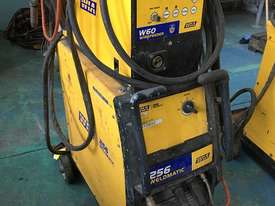 WIA MIG Welder Weldmatic 256 230 amps 240 Volt with Seperate Wire Feeder SWF - picture10' - Click to enlarge