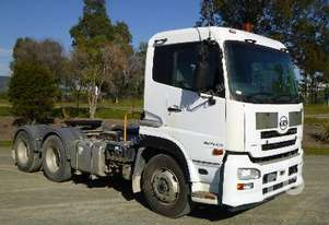Ud   QUON GW Prime Mover (T/A)