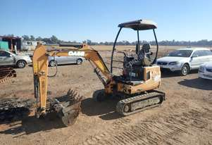 Case   CX18BS-2 Excavator