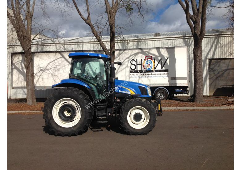 Used New Holland TS110A Tractors in , - Listed on Machines4u