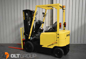 Hyster Used Electric Forklift J1.75EX Container Mast Sideshift Sydney