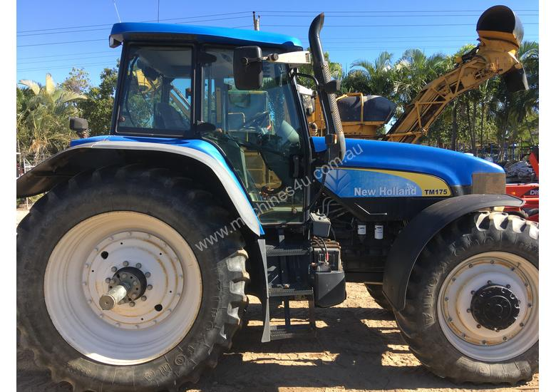 TM175 New Holland Tractor