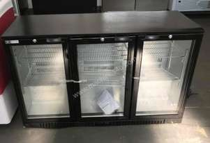 Kapital Refrigeration 3 Door Back Bar Cooler