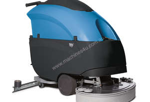 66CM BATTERY FLOOR SCRUBBING DEMO MACHINE