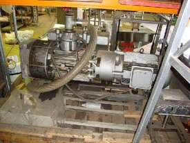 Rotary Vacuum Packer (4 chamber for larger items) - picture16' - Click to enlarge