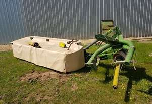 Krone AM283S Mower Hay/Forage Equip