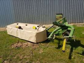 Krone AM283S Mower Hay/Forage Equip - picture0' - Click to enlarge