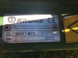 Krone AM283S Mower Hay/Forage Equip - picture7' - Click to enlarge