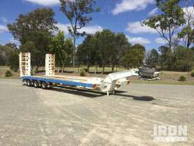 2013 MTE Tri/A Hydraulic Widening Low Loader - picture0' - Click to enlarge