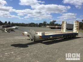 2013 MTE Tri/A Hydraulic Widening Low Loader - picture3' - Click to enlarge