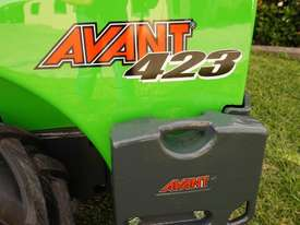 Avant 423 Mini Loader W/ Log Grab - picture11' - Click to enlarge