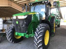 John Deere 7230R FWA/4WD Tractor - picture1' - Click to enlarge