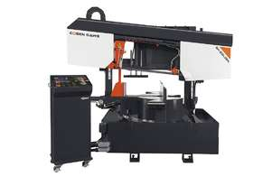 NEW Cosen SH-510LDMA Double Mitre Bandsaw
