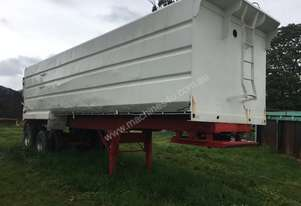 Or  Semi Tipper QRTT Chassis