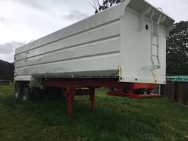 Semi Tipper QRTT Chassis - picture0' - Click to enlarge