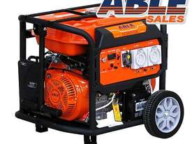 6.5 kVA 240 volt Trade Spec Petrol Generator - picture0' - Click to enlarge