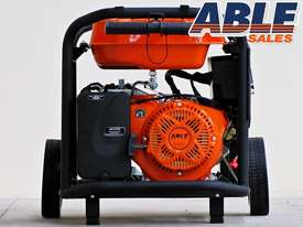 6.5 kVA 240 volt Trade Spec Petrol Generator - picture1' - Click to enlarge