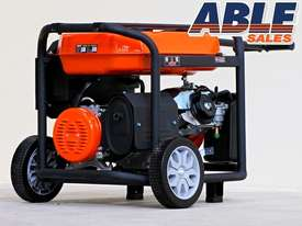 6.5 kVA 240 volt Trade Spec Petrol Generator - picture3' - Click to enlarge